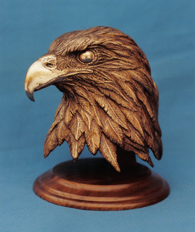 Bronze sculpture by ben firth